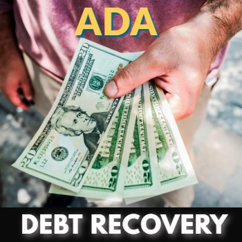 Recovering debt for companies in Ada, Oklahoma